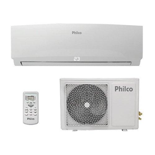 Ar Condicionado Philco Pac 24000qfm6- Int Bco 220v Mixtel Branco 220v
