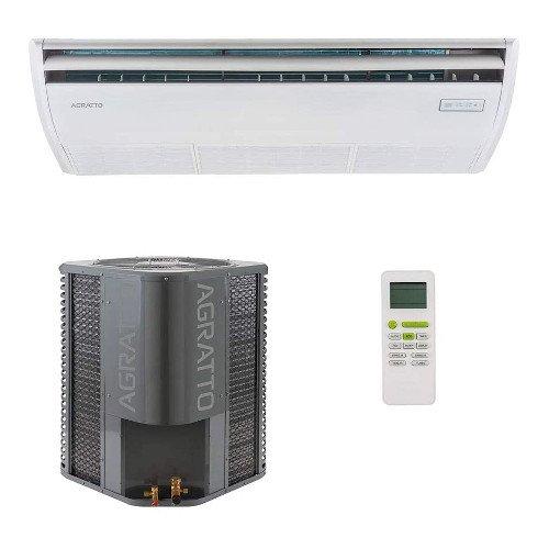 Ar-Condicionado Piso Teto - Agratto 56.000 Btus Frio 220V -Trifásico