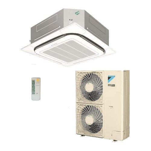 Ar Condicionado Split Cassete Inverter Daikin SkyAir 42.000 BTUs Quente e Frio 220V Monofásico