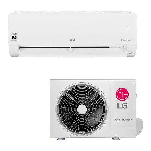 Ar Condicionado Split Dual Inverter LG 12.000 Btus Quente e Frio 220v