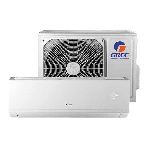 Ar Condicionado Split Gree Eco Garden Inverter 18000 Btus Quente-Frio 220V