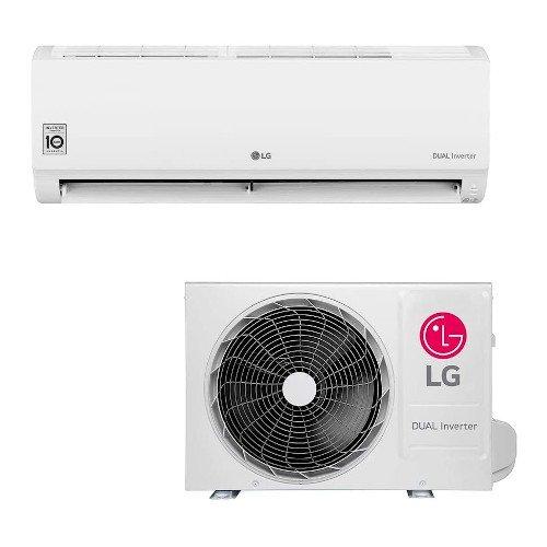 Ar Condicionado Split HW LG DUAL Inverter Voice 9000 BTUs Frio