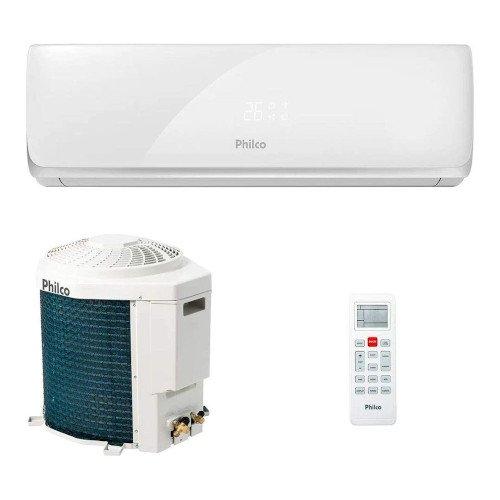 Ar Condicionado Split Hi Wall Philco 9000 BTUs Quente e Frio 220V