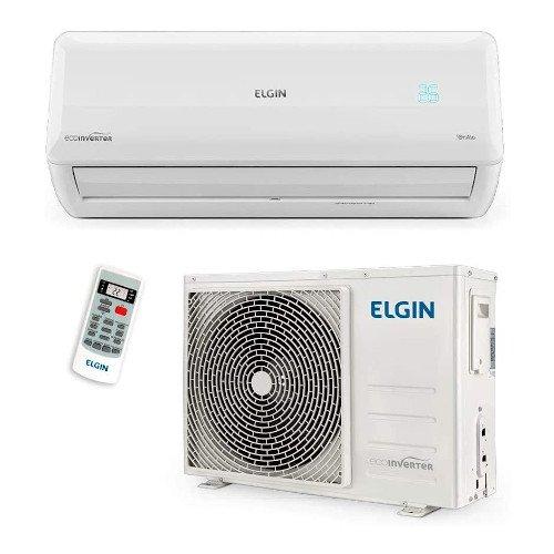 Ar Condicionado Split Inverter 12000 Btus Quente e Frio 220v Elgin