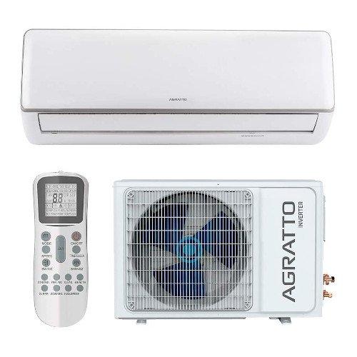Ar Condicionado Split Inverter Agratto Neo 12.000 BTUh Quente e Frio - 220 Volts