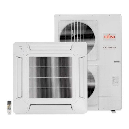 Ar Condicionado Split Inverter Cassete Fujitsu 36000 Btus Quente e Frio 220v