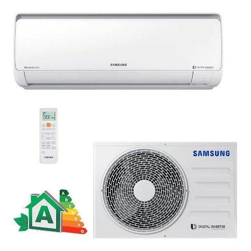 Ar Condicionado Split Inverter Digital 24000 Btus Quente e Frio 220v Samsung