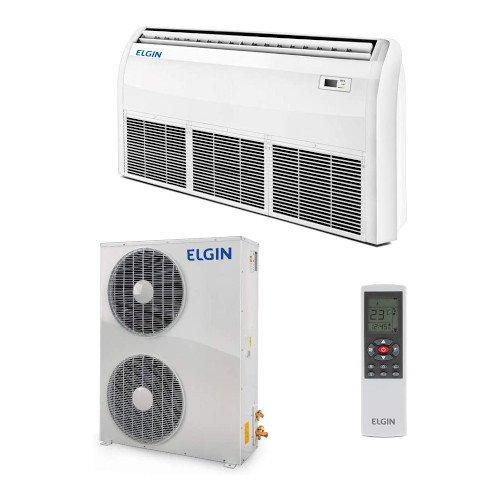 Ar Condicionado Split Piso E Teto Elgin Atualle Eco Quente E Frio 60000 BTUs