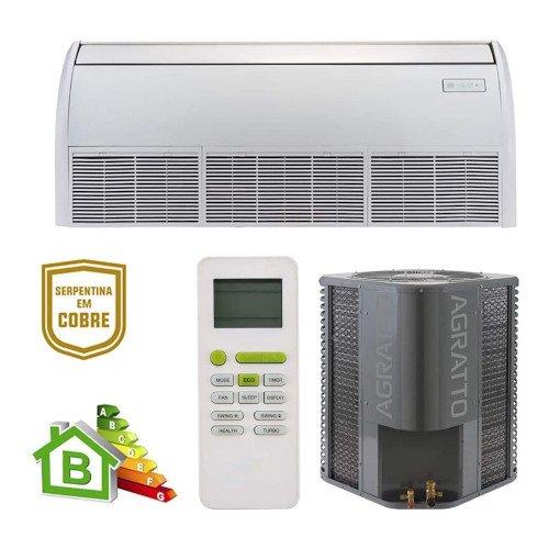 Ar Condicionado Split Piso-Teto Agratto Eco Top Só Frio 36000 BTUs