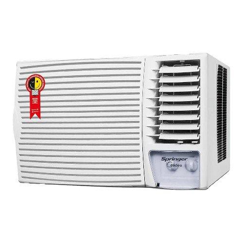 Ar Condicionado de Janela 12.000 BTUh Frio Mec Springer, Midea, Branco, 220V