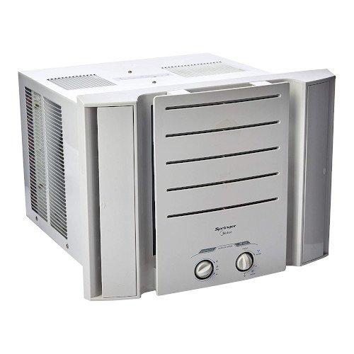 Ar Condicionado de Janela 7.500 BTUh Frio Mec, Springer, Midea, Branco, 220V