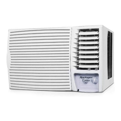 Ar Condicionado de Janela Springer 27.000 BTUh Frio Mec 220V Springer, Midea, Branco