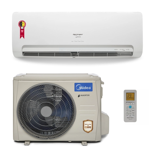 Ar-condicionado Inverter