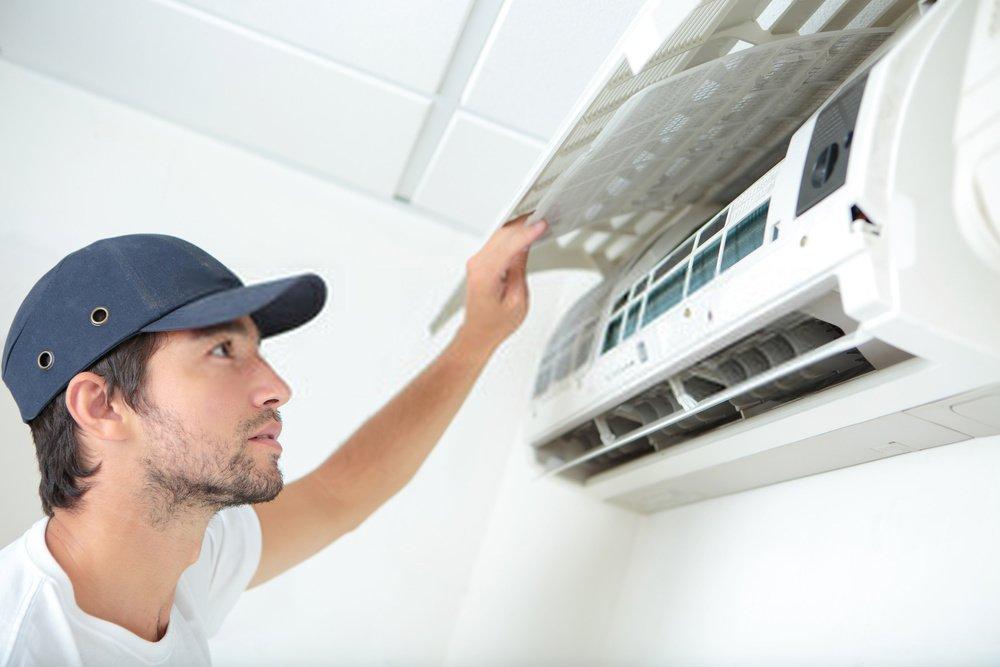 Ar condicionado não está funcionando