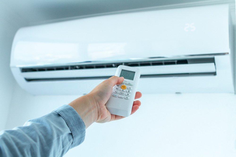 funções do ar condicionado