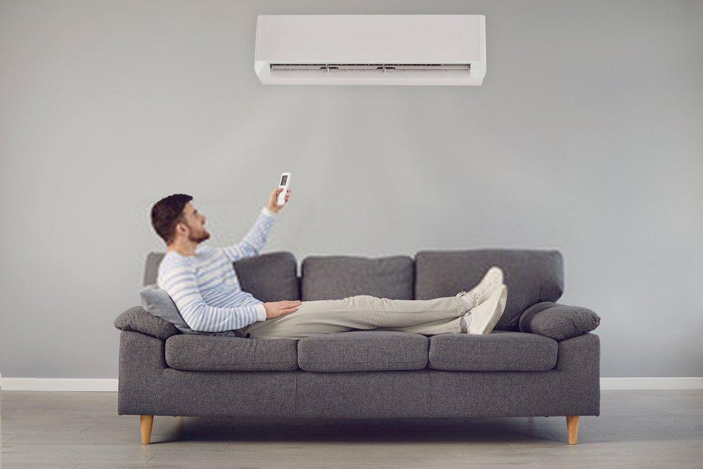 marca de ar condicionado split