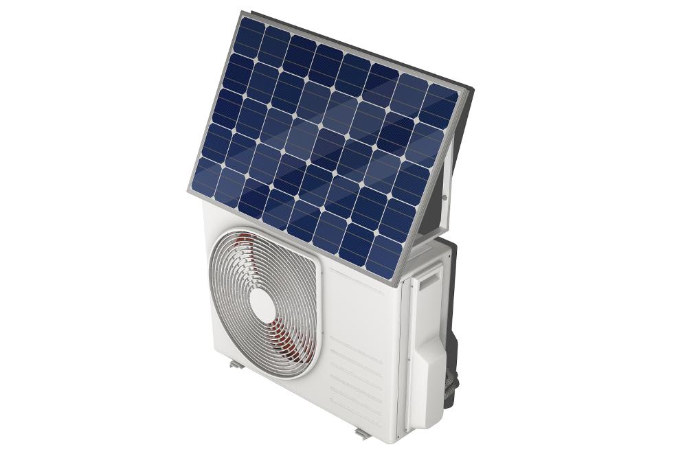 ar condicionado solar